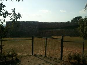 fortificació ibèrica del Turó del Montgròs